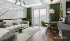Apartament 2 camere 60.5 MP – Poitiers